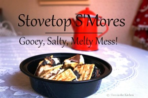 Stovetop S'Mores