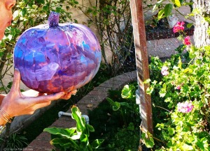 Bedazzling Pumpkins Craft