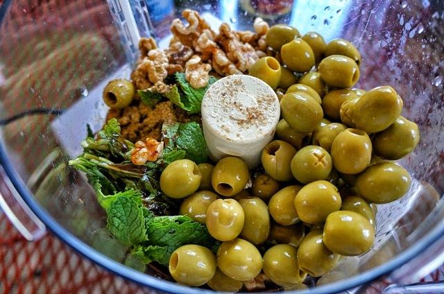 Olive Caviar