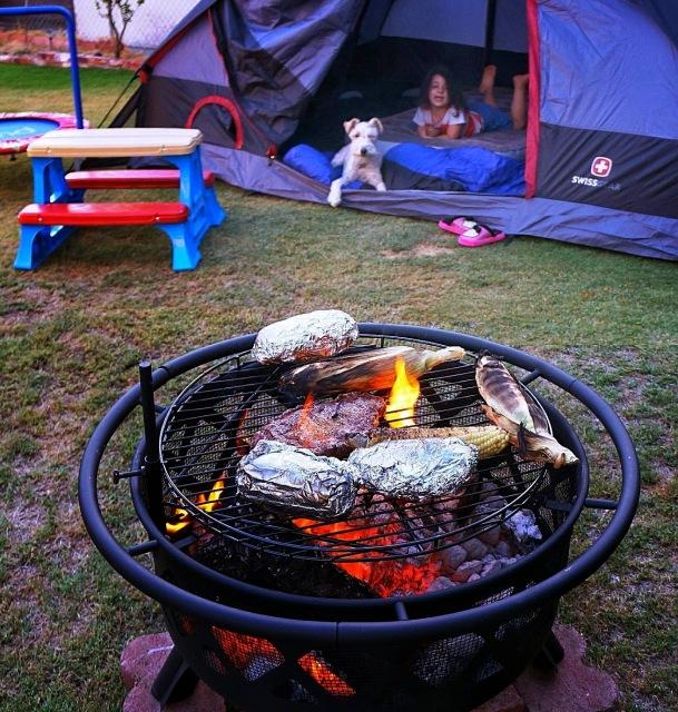 campfire steak rub