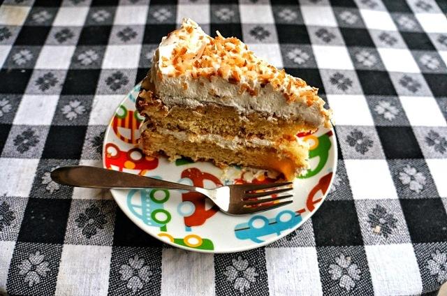 Easiest, Sexiest Cake