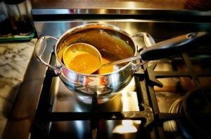 Easy Caramel Sauce
